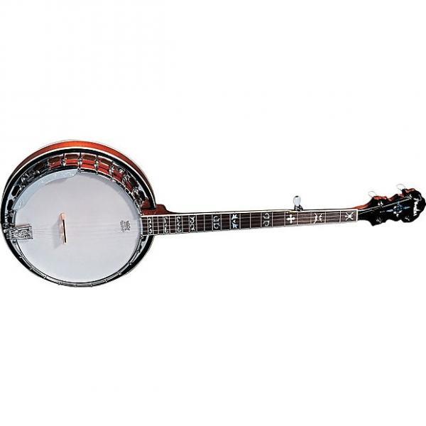 Custom Fender FB 55 Banjo Natural 0955500021 #1 image