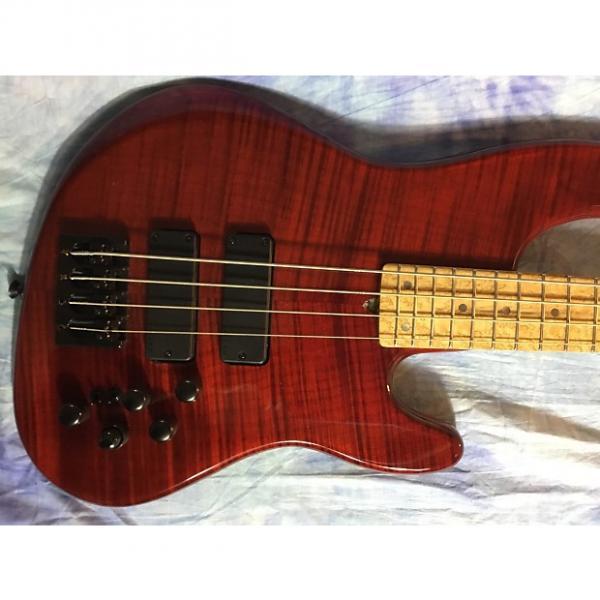 Custom LedBelli Jazz Bass #1 image