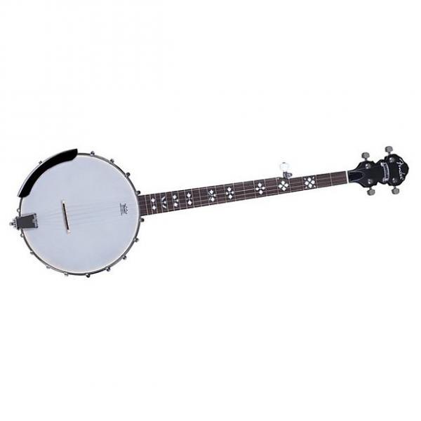 Custom Fender Rustler 5-String Open Back Banjo 0955617021 #1 image