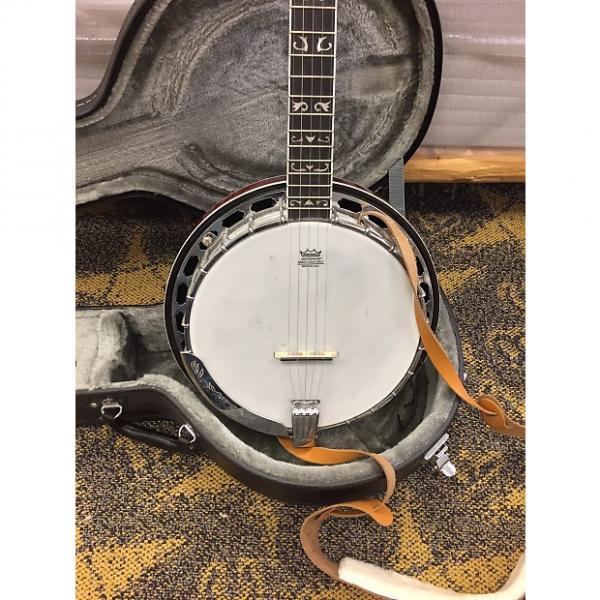 Custom Washburn B16 5 String Banjo 2016 Sunburst #1 image