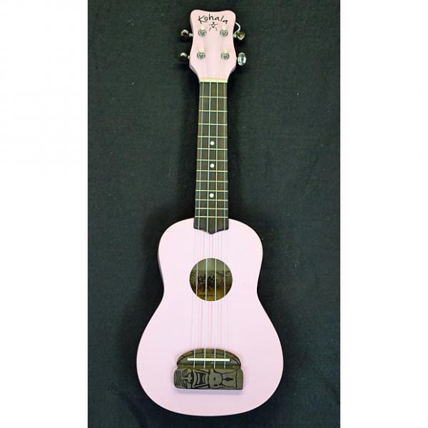 Custom Kahala KT-SPI Soprano Satin Pink #1 image