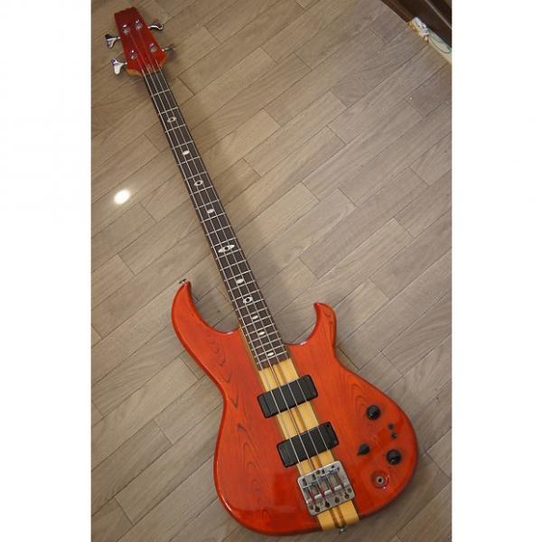 Custom Aria SB R-80 1982 Red & Natural #1 image