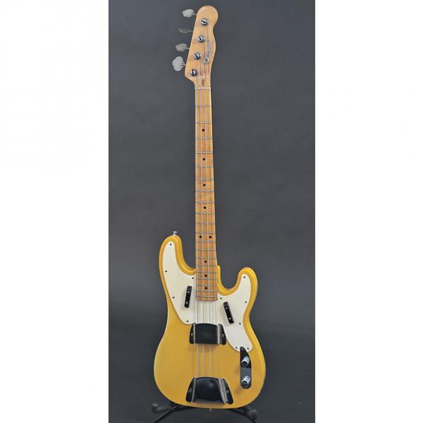 Custom Fender Telecaster Bass 1969 Creme #1 image