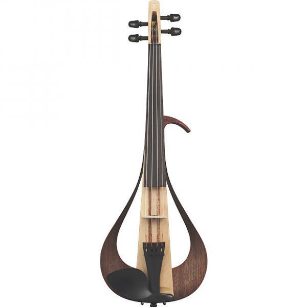 Custom Yamaha YEV104 Electric Violin - Natural #1 image