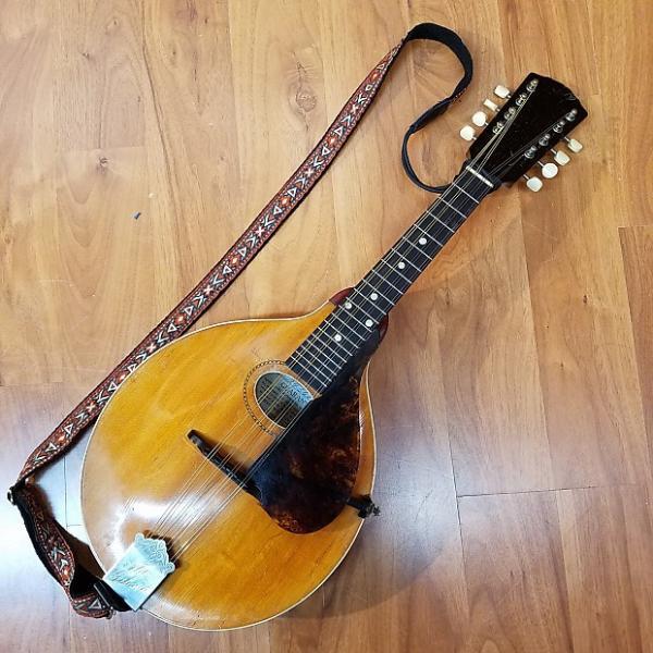 Custom Vintage Gibson 1914 Mandolin A #1 image
