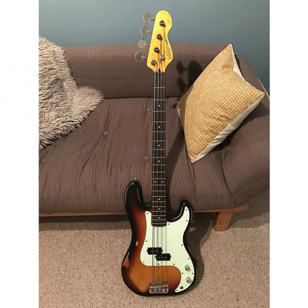 Custom Bass Guitar - Vintage Icon Series #1 image