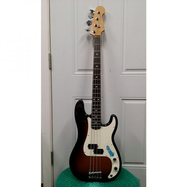 Custom Fender USA Precision Bass 2014/1997 Sunburst - REDUCED ! #1 image