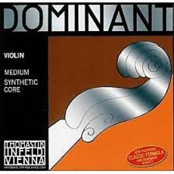 Custom Thomastik Dominant 1/2 size Violin strings set #1 image