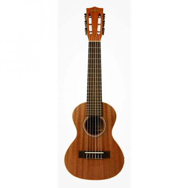 Custom Kala KA-GL Satin Mahogany 6 String Guitarlele #1 image