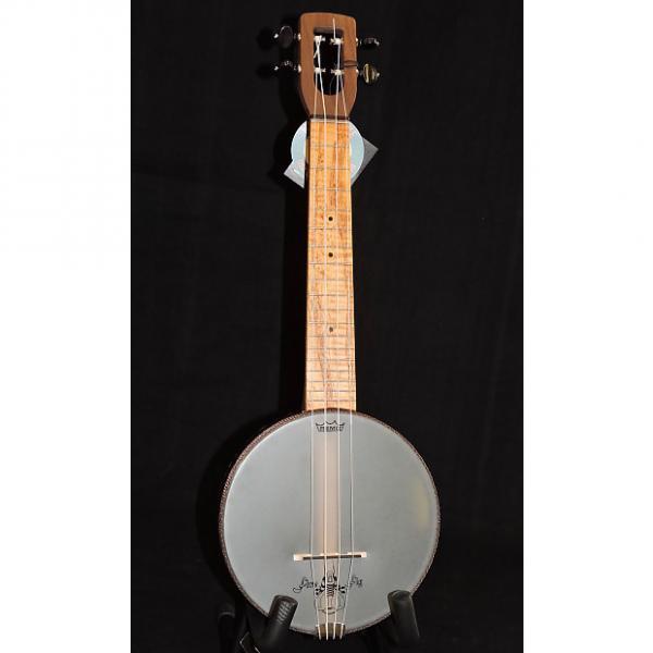 Custom Magic Fluke M90W Firefly Walnut Fretboard Concert Banjo Ukulele #1 image