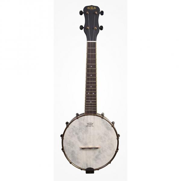 Custom Kala KA-BNJ-BK-C Concert Banjo Ukulele #1 image
