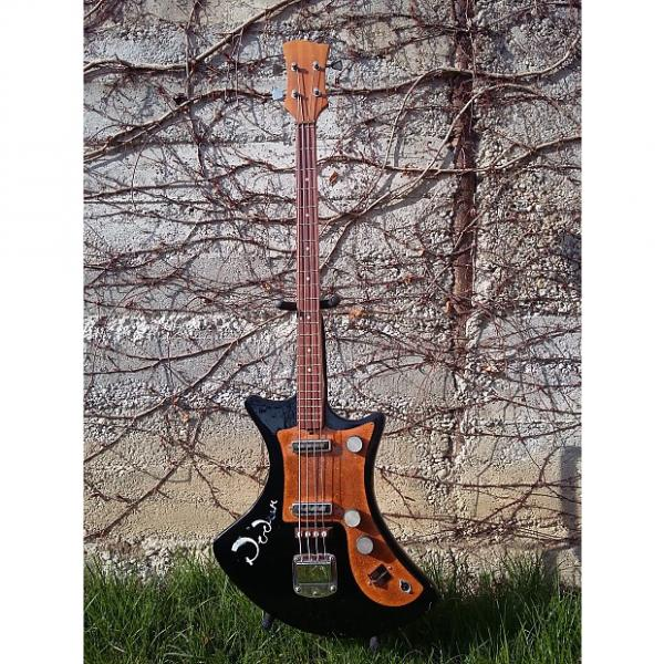 Custom Roden Bass  1970 Black & Gold #1 image