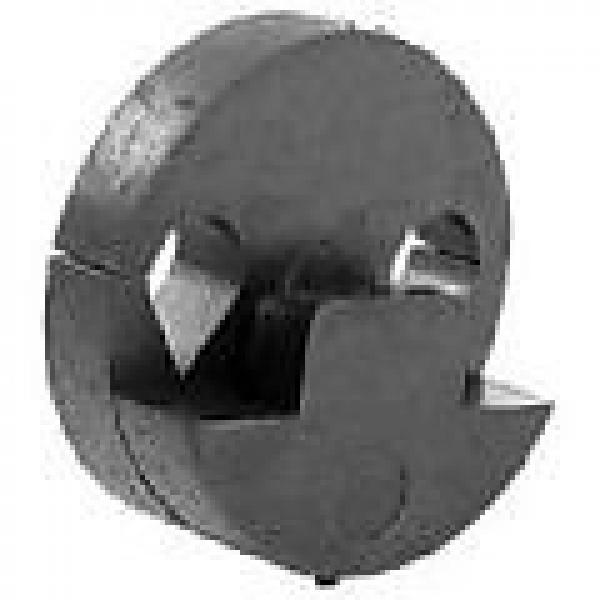 Custom Viola mute round rubber #1 image