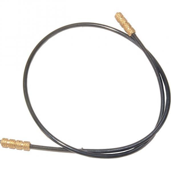 Custom 1/16-1/8 violin tailpiece nylon #1 image
