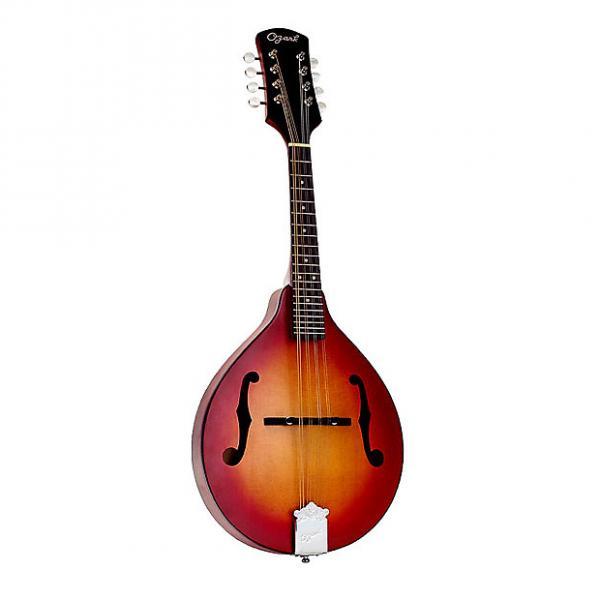 Custom Ozark Mandolin Model A Cherry Sunburst #1 image