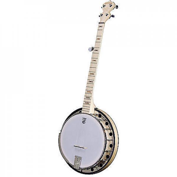 Custom Deering Goodtime Two Resonator Banjo #1 image