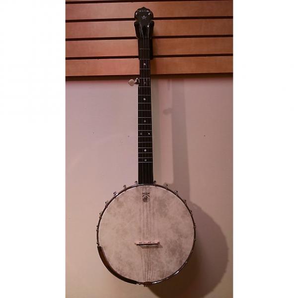 "Custom Deering/Vega Old Tyme Wonder Banjo w/ Grand 12"" rim with Hardshell case #1 image"