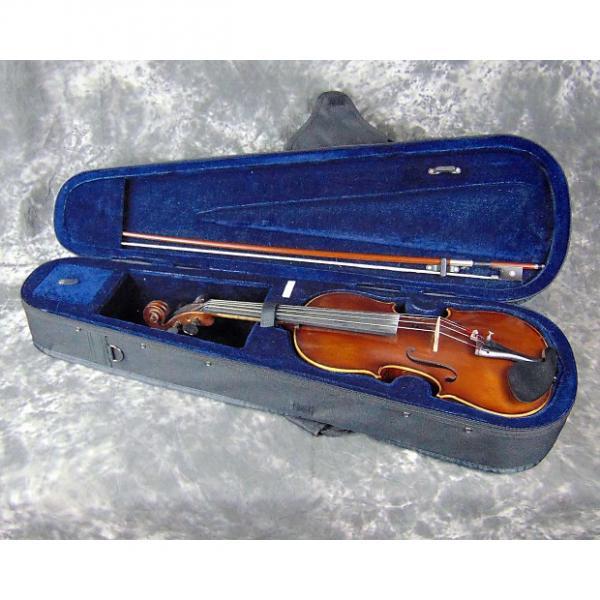 Custom VG used Palatino VN-950 Anziano 4/4 violin outfit #1 image