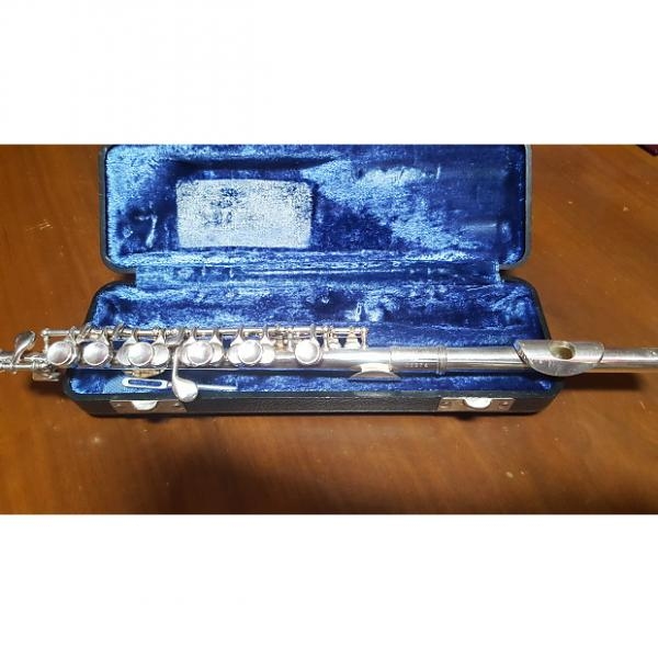 Custom Gemeinhardt 4 SP Silver Plated Piccolo #1 image