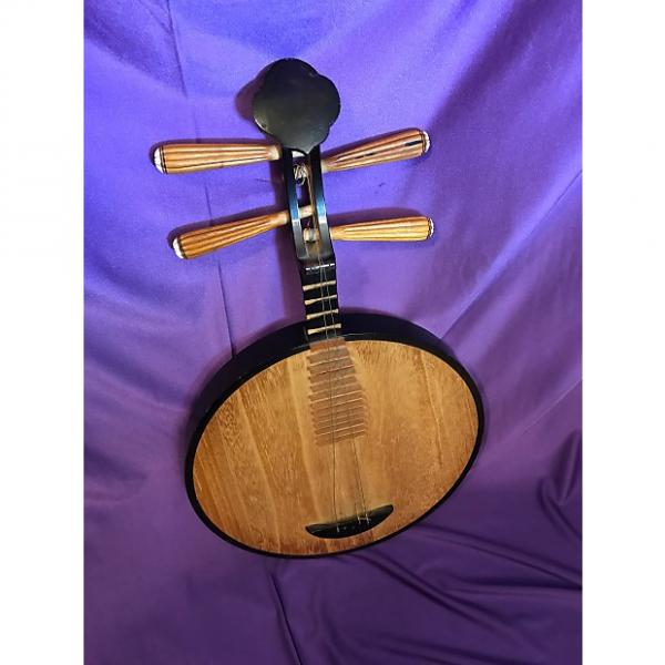 Custom Japanese/Chinese? Yueqin Lute Musical Instrument #1 image