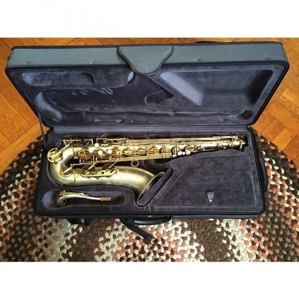 Custom Keilwerth SX90R ~2011 Nickel Silver Tenor Saxophone [Discontinued!] #1 image