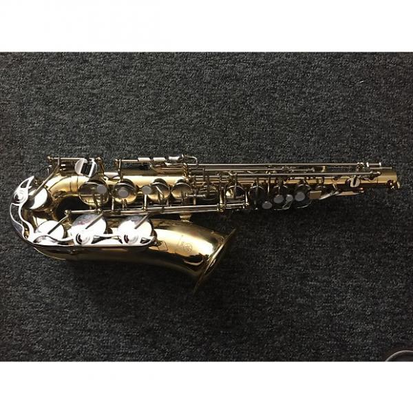 Custom Yamaha YAS-23 Alto Saxophone with Otto Link Tone Edge Mouthpiece #1 image