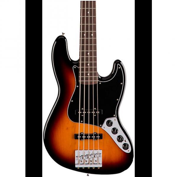 Custom Fender Deluxe Active Jazz Bass V , Maple Fingerboard #1 image