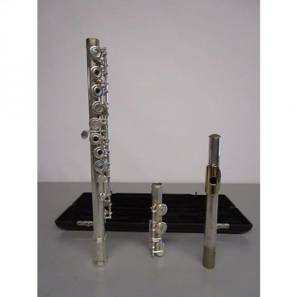 Custom Gemeinhardt 50 Series 530 Open-Hole Flute, H1 Headjoint, Just Serviced, Concert Ready #1 image