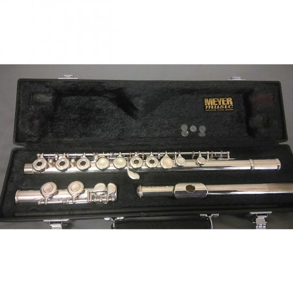 Custom Yamaha Flute YFL 281 made in Japan, Excellent, Ready to play. #1 image
