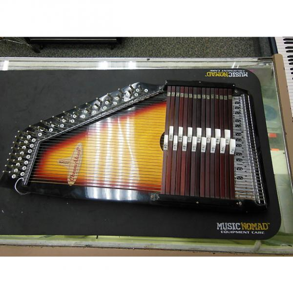 Custom Vintage Rhythm Band Inc. Chrom-a-harp Autoharp #1 image