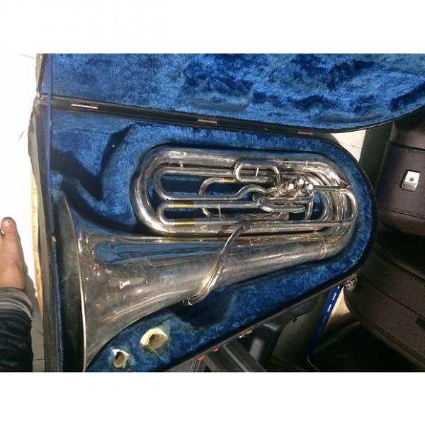 Custom Yamaha Tuba Ybb103s serial number 007060 #1 image
