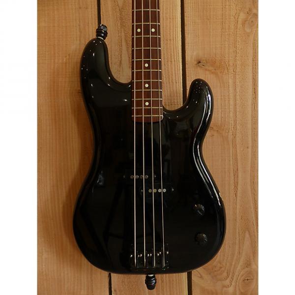 Custom Fender Contemporary Precision Bass Japan 1986 Black #1 image