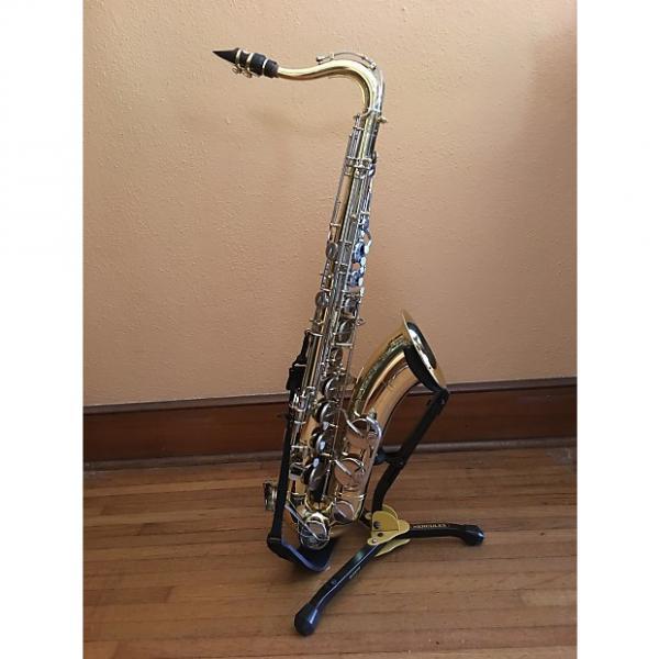 Custom Yamaha YTS-23 Tenor Saxophone Brass #1 image