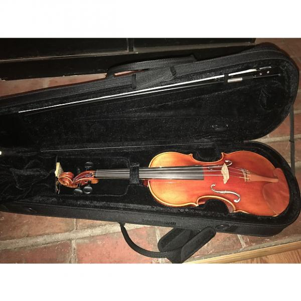 Custom Violin Knilling  Jan Dvorak 34F Outfit. #1 image