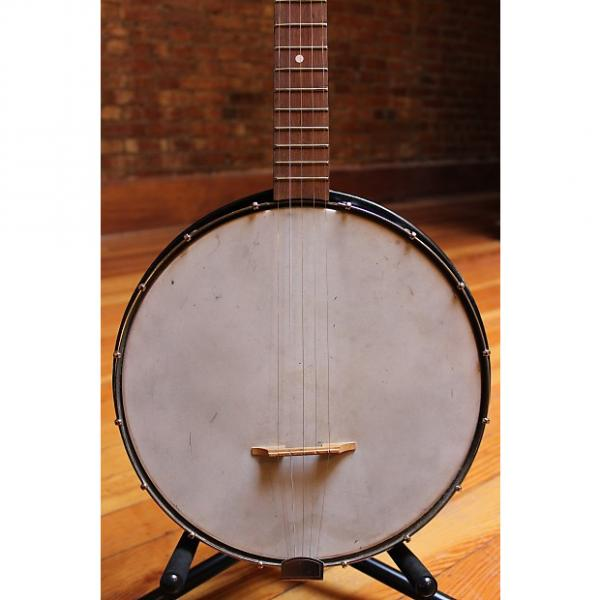 Custom Kay 5 String Closed Back Banjo 1960s #1 image