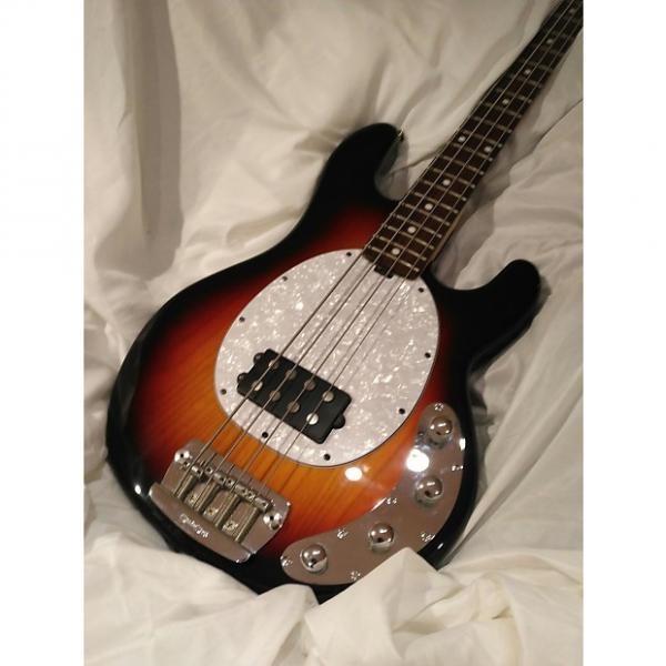 Custom Musicman Stingray 2001 Sunburst #1 image