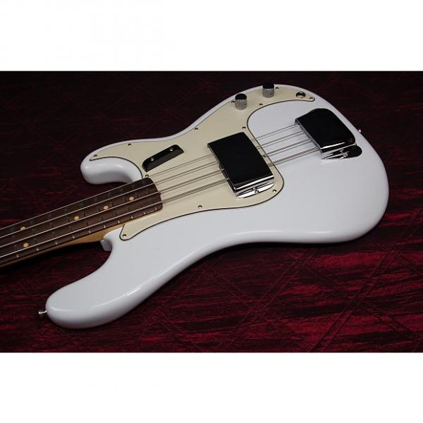 Custom Fender American Vintage '63 Precision Bass  Faded Sonic Blue Rosewood Fingerboard 031606 #1 image