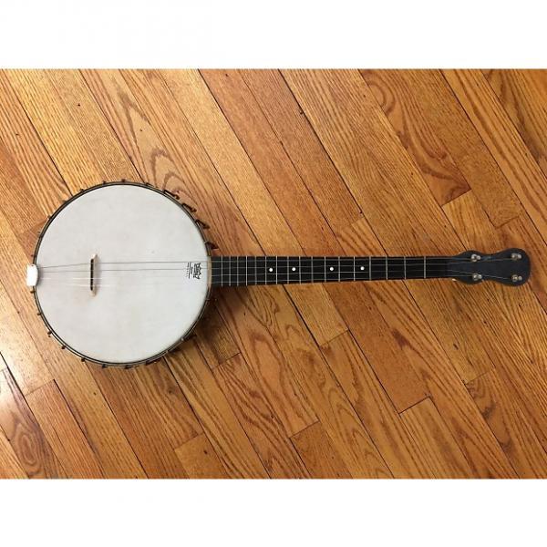 Custom Unkown Tenor Banjo 1920's #1 image