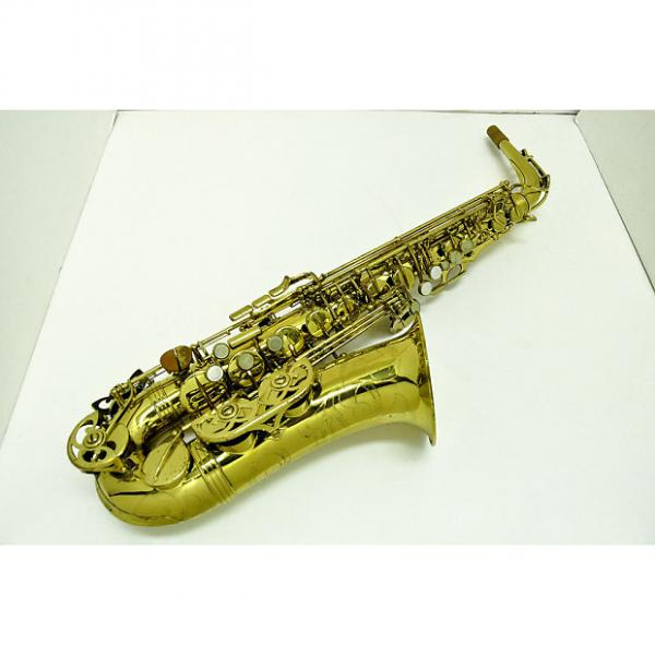 Custom Buffet Crampon Super Dynaction Alto Saxophone #1 image