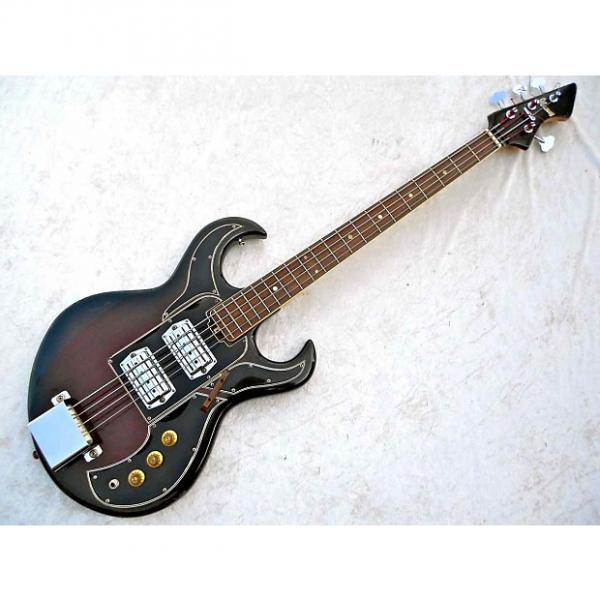 Custom Ibanez Bison 5902 Bass guitar 1963/1965 Sunburst Original Vintage #1 image