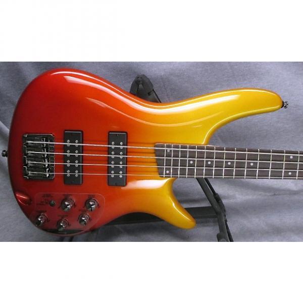 Custom Ibanez SR300 4 String Bass #1 image