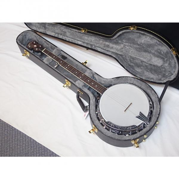 Custom GOLD TONE BG-250F 5 string banjo NEW w/ CASE - Convertible -Bell Brass Tone Ring #1 image