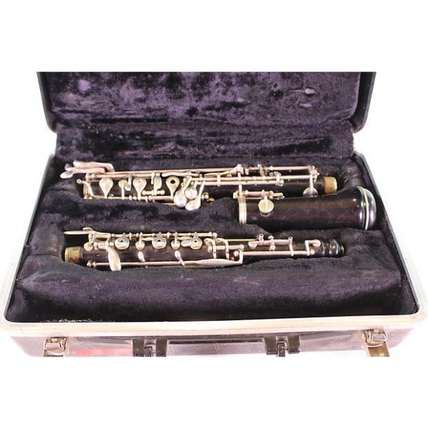 Custom Miraphone Hans Kreul Oboe Full Conservatory VERY NICE! #1 image