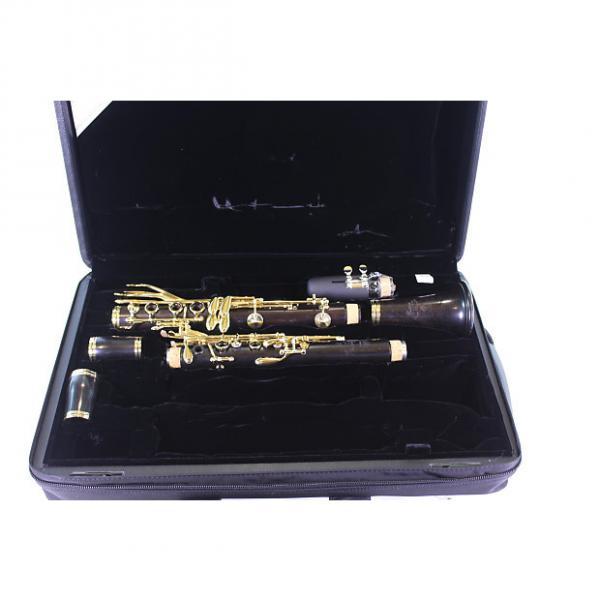 Custom Yamaha YCL-CSGAIIH Custom Clarinet in A GOLD KEYS MINT #1 image