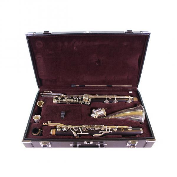 Custom Yamaha YCL-621-II Professional Bass Clarinet RANGE TO LOW EB MINT #1 image