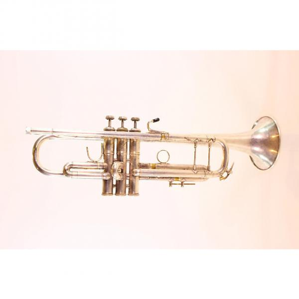 Custom Bach Stradivarius Model 37 ML Professional Trumpet GREAT PLAYER #1 image