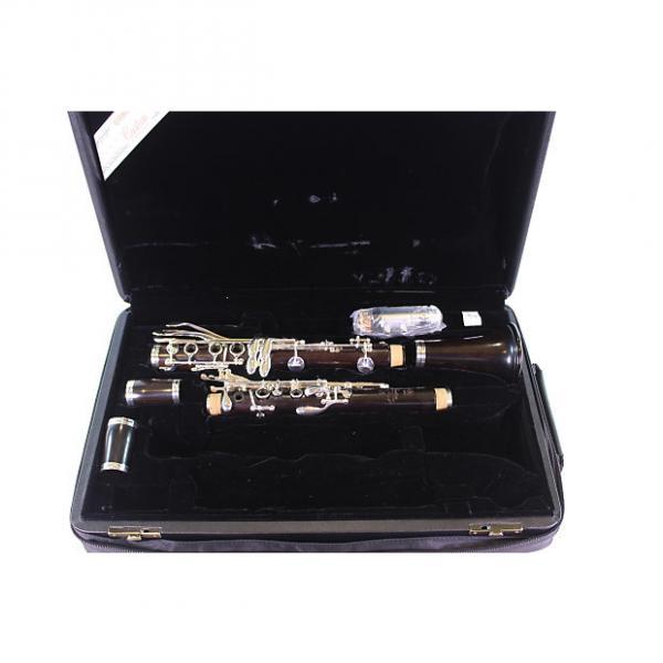 Custom Yamaha YCL-CSGAII Custom Clarinet in A SILVER KEYS MINT #1 image