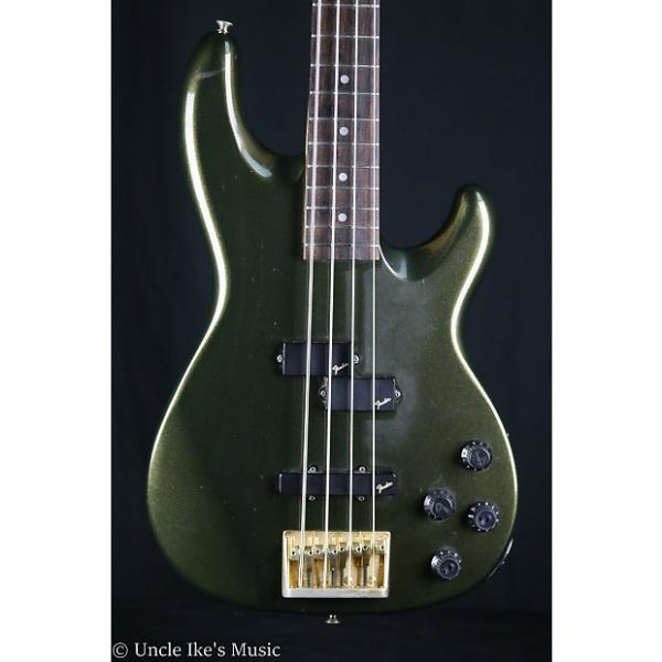 Custom 1980s Fender Precision Bass Lyte Sherwood Green, Rosewood Fretboard, Hardcase included #1 image