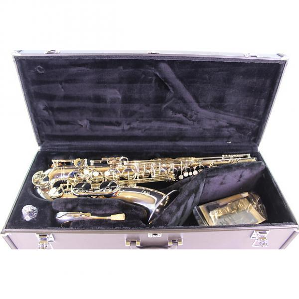 Custom Yamaha YTS-26S Student Tenor Saxophone SILVER PLATE MINT #1 image