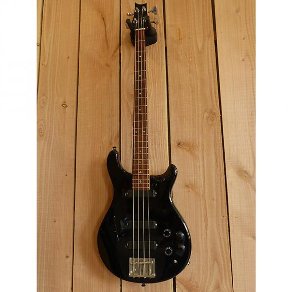 Custom PRS CE BASS 4 1989 Black #1 image